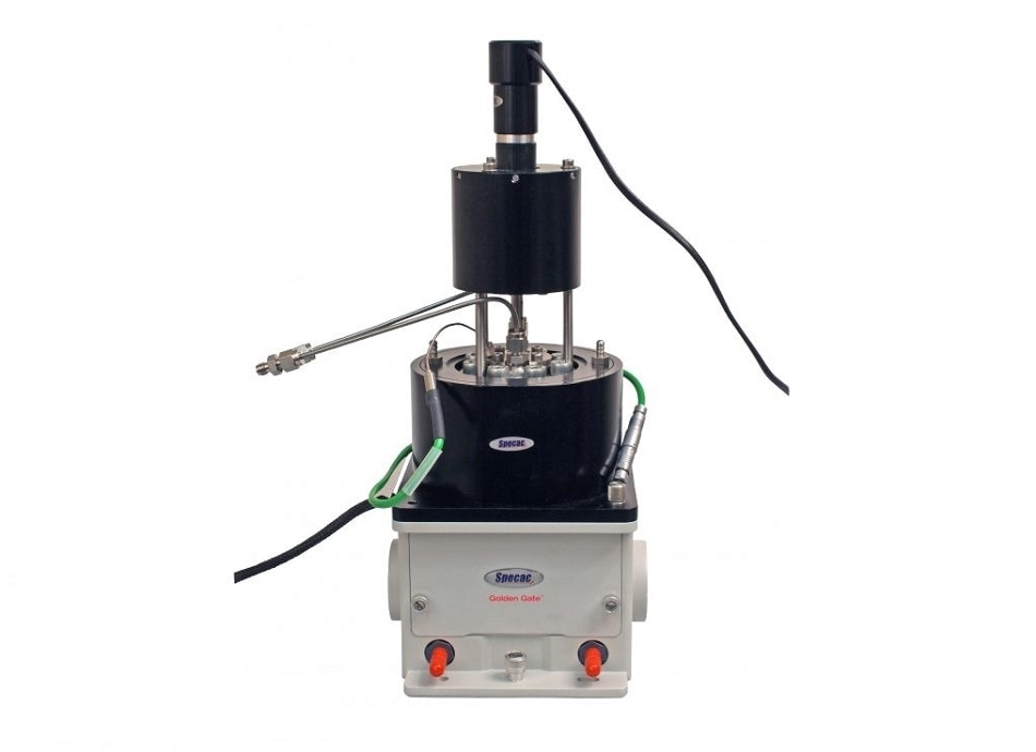 The reaction cell accessory for Specac