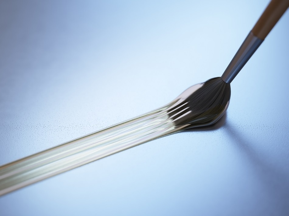 metallic pastes