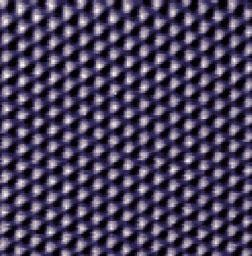STM image of Highly Ordered Pyrolytic Graphite, 2x2nm image
