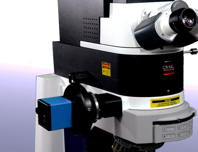 CRAIC Apollo Micro Raman Spectrometer