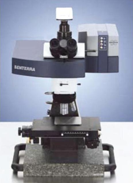The Bruker NEOS SENTERRA AFM-Raman Spectroscopy System.