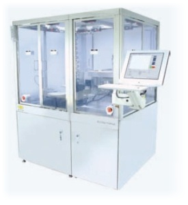The EVG®750 - the world´s first and only fully-automated hot embossing system for microfluidic device fabrication.