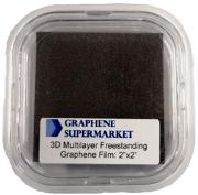 Graphene foam from Graphene Supermarket.