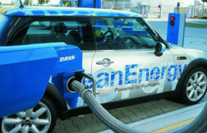 Hydrogen could power fuel cells in vehicles and combined heat and power (CHP) systems.