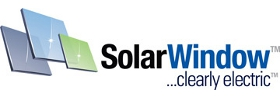 """The """"SolarWindow"""" fabrication technology announced by New Energy Technologies in 2011 allows flexible solar cells to be created using a variety of simple techniques such as screen-printing and spraying. This is done using organic semiconductors which can be easily dissolved to create thin film photovoltaic cells just a 100nm thick."""