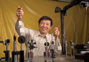 Gang Chen, professor of mechanical engineering at MIT, studies how nanotechnology might expand the role of thermoelectricity in energy efficiency.