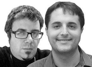 Giuseppe Battaglia and Adam Engler