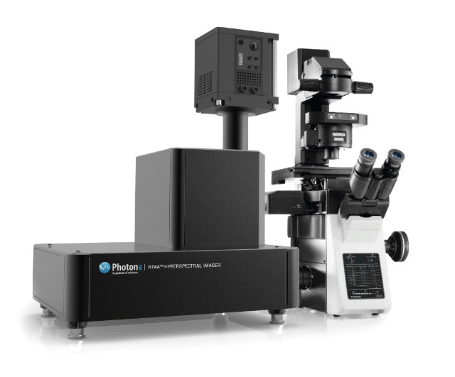 The RIMA Raman hyperspectral imaging system by Photon etc.