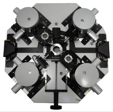 The MicroView4000 platform from Nanonics Imaging is the basis for AFM-Raman integration.
