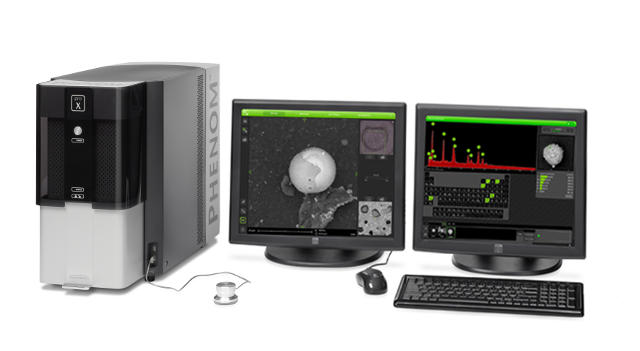The Phenom Pro package - complete with computer system and automated analysis packages