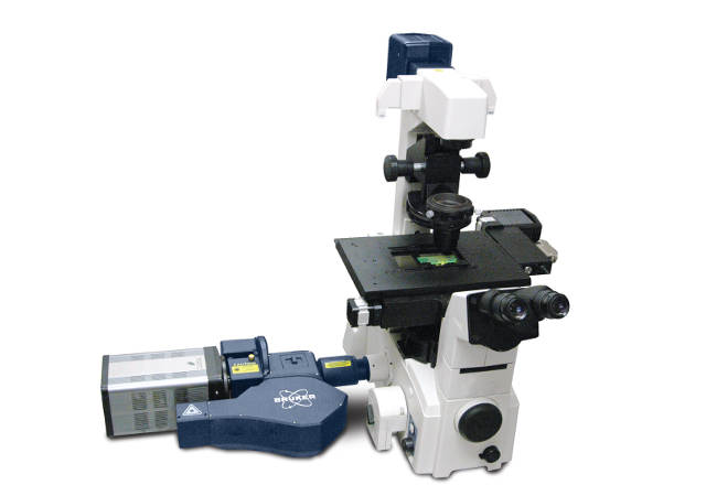 The Opterra Multipoint Scanning Confocal Microscope from Bruker
