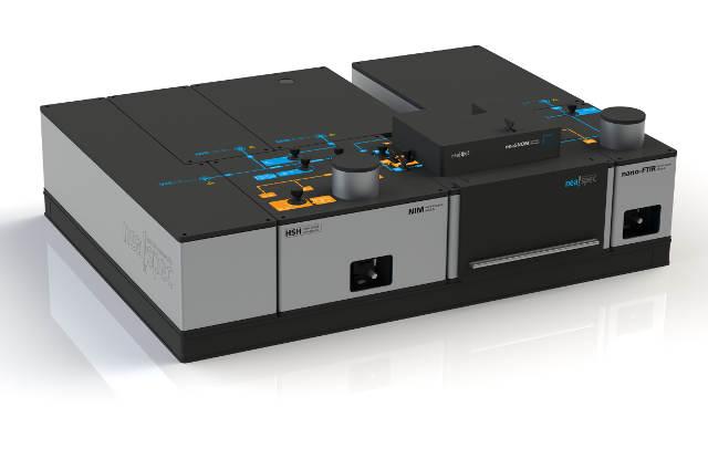 The neaSNOM nano-FTIR system from neaspec