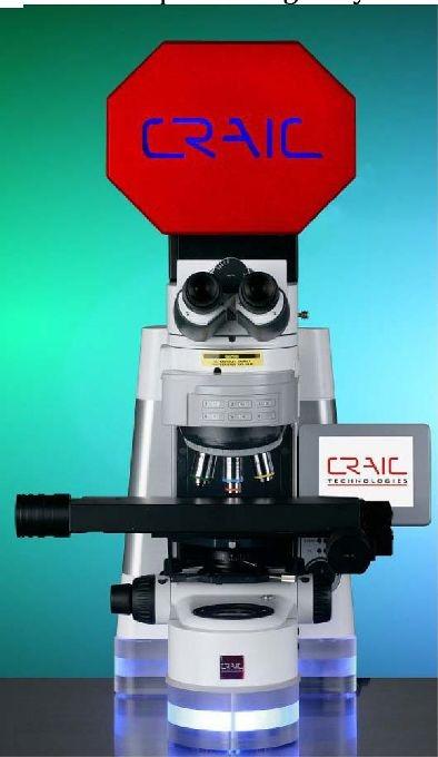 The 20/30 PV™ UV-VIS-NIR microspectrophotometer
