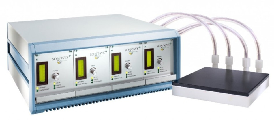 High-frequency ultrasonic cleaning systems offer effective support for cleaning, etching, and development processes in the semiconductor industry (Image: Sonosys)