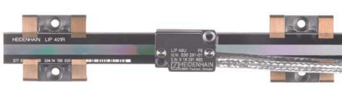 LIP481U linear encoder. (Image: Heidenhain)
