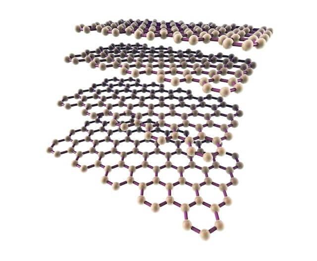 graphene layers