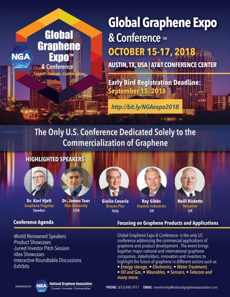 global graphene expo