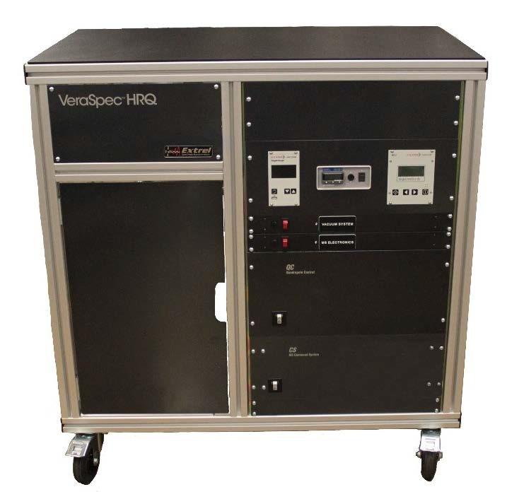 VeraSpec HRQ High-Resolution Quadrupole Mass Spectrometer.