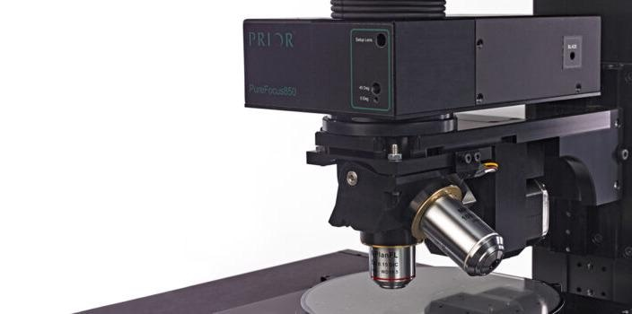 Using Laser Autofocus Systems for Rapid Scanning of a Silicon Carbide Wafer
