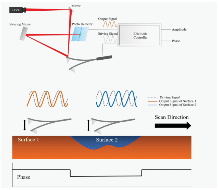 Schematic Illustration of Phase Imaging [6].