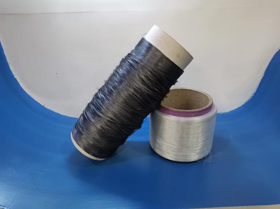 PA6/graphene fibres – in comparison with PA6 fibres.
