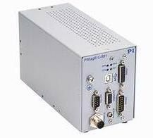 A compact single axis controller for 3 phase direct-drive motor stages. Many controller options are available, covering different applications such as complex multi-axis coordinated motion, high speed automation, etc.