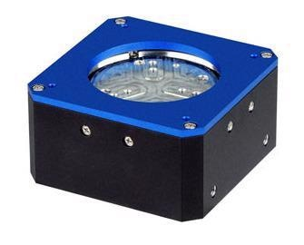A compact, voice-coil driven, flexure guided fast steering mirror.