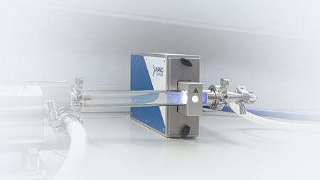 An InProcess-LSP NanoFlowSizer system.
