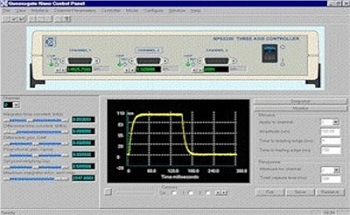 Digital Controllers – NPS3000 Series Digital Controllers for Nanopositioning Systems