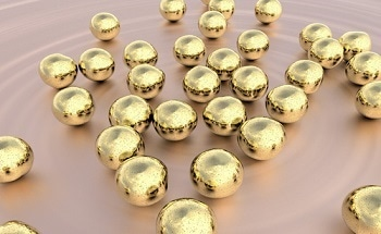 Gold Nanoplugs - Gold Nanoparticles for Use in Biological Sensors
