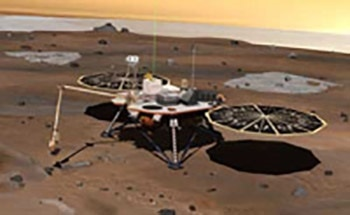 Nanotechnology in Space With Nanosurf Atomic Force Microscope Looking for Life on Mars as Part of Phoenix Mars Mission