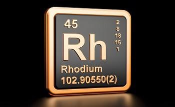 Rhodium (Rh) Colloid - Features and Properties