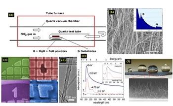 B-C-N Nanotubes, Nanosheets, Nanoribbons, and Nanostructures