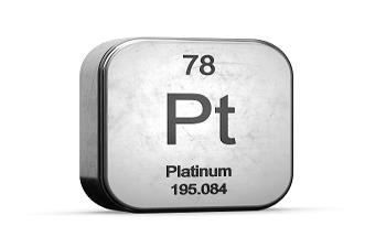 Platinum (Pt) Min. 90% (5-13 Nanometers) - Supplier Data