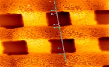 True Topography AFM Scanning Using A Low Noise Z-Position Sensor