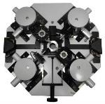 Negative-Stiffness Vibration Isolators for Improving AFM Nanoimaging