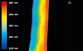 Cathodoluminescene on ZnO Nano/Microwire Materials