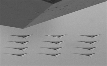 Using Nanoindentation for In-Situ SEM Material Testing