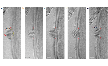 Observing the Oxygen Delivery of Carbon Nanotubes