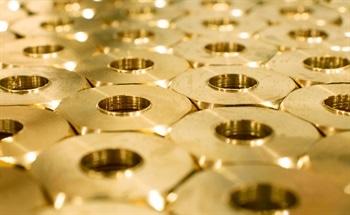 Plastic Gold - The Light 18-Karat Nanocomposite and its Applications