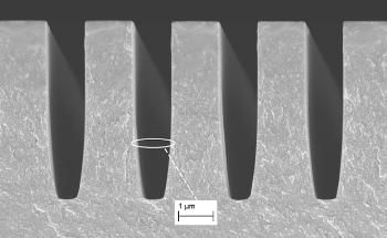 The Limitations of 90 Degree Angles on Nanoimprint Design