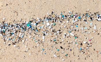 Microscopic Magnetic Carbon Coil: How Nanotechnology Could Degrade Microplastics