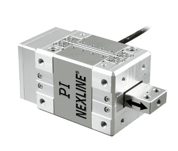 Piezo Linear Nanopositioning Motor - N-216 NEXLINE® from PI