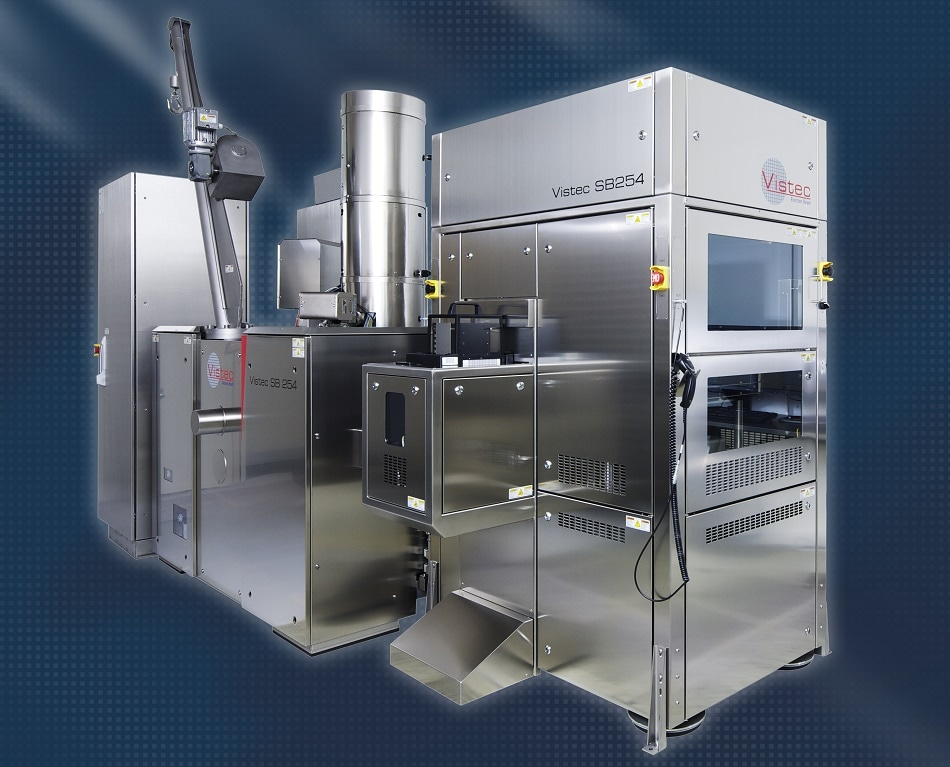 High Performance Electron-beam Lithography System  SB254