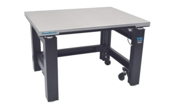 TMC's CleanBench™ Industry Standard 63 Series Vibration Isolation Lab Tables