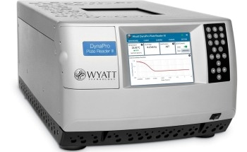 DynaPro® Plate Reader III for Automated Characterization of Size, Stability and Molecular Weight