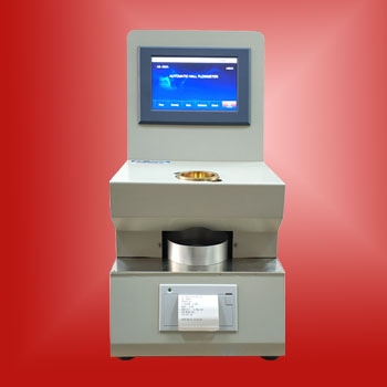 Hall Flowmeter and Bulk Density Apparatus – AS-300