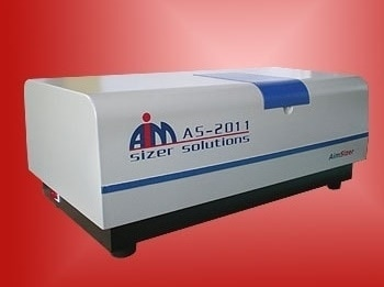 Micron Laser Particle Size Analyzer – AS-2011