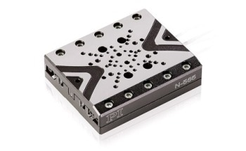 Ultra-High Accuracy Nano-Positioning Linear Stage with Linear Motor-N 565 from PI