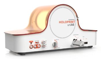 HoloPrinter® UNI A6 DT: Hologram Printing
